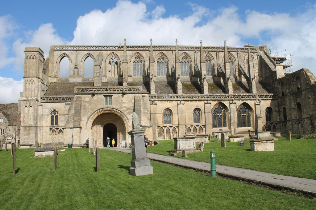 History Comes Alive At Malmesbury Abbey Ladies What Travel