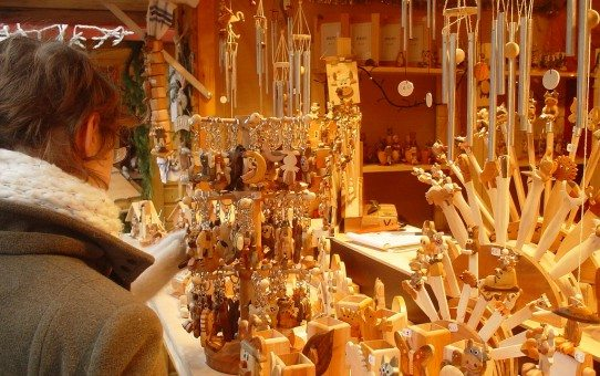 Brussels Christmas Markets by Mark Emmerson