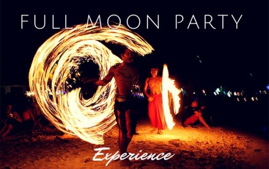 full moon party thailand