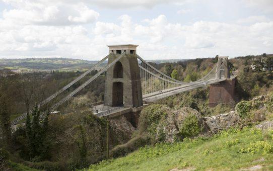 Clifton Suspension Bridge, Clifton, Bristol.