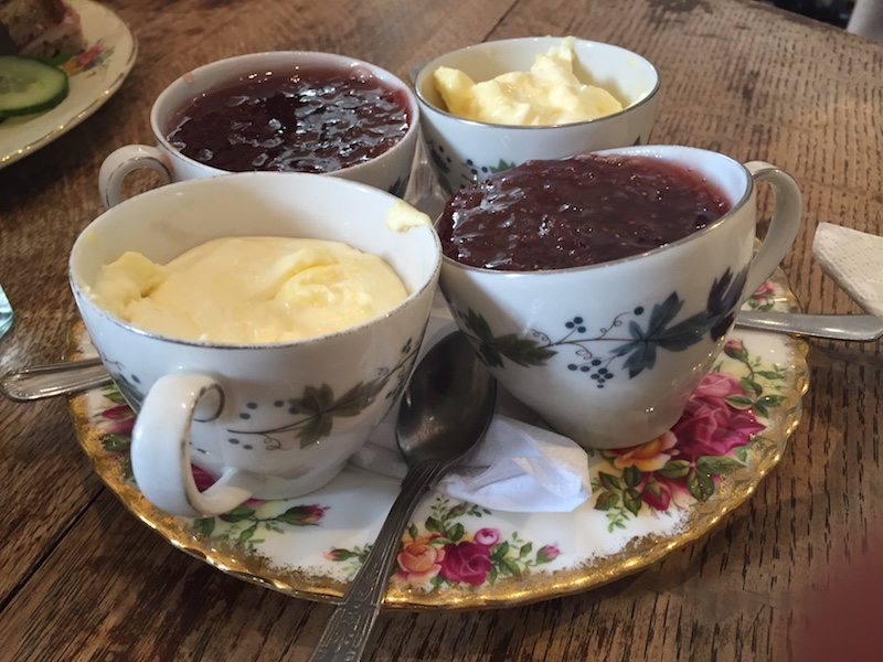Afternoon Tea At The Early Grey Tea Rooms