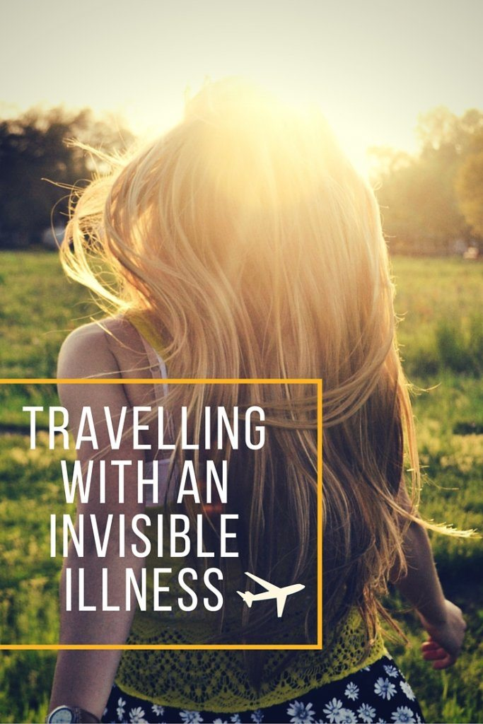 Travelling with an invisible illness