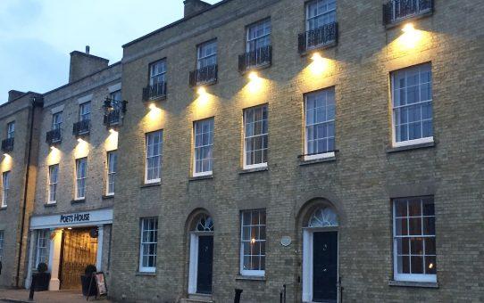 Poets House Hotel, Ely | Ladies What Travel