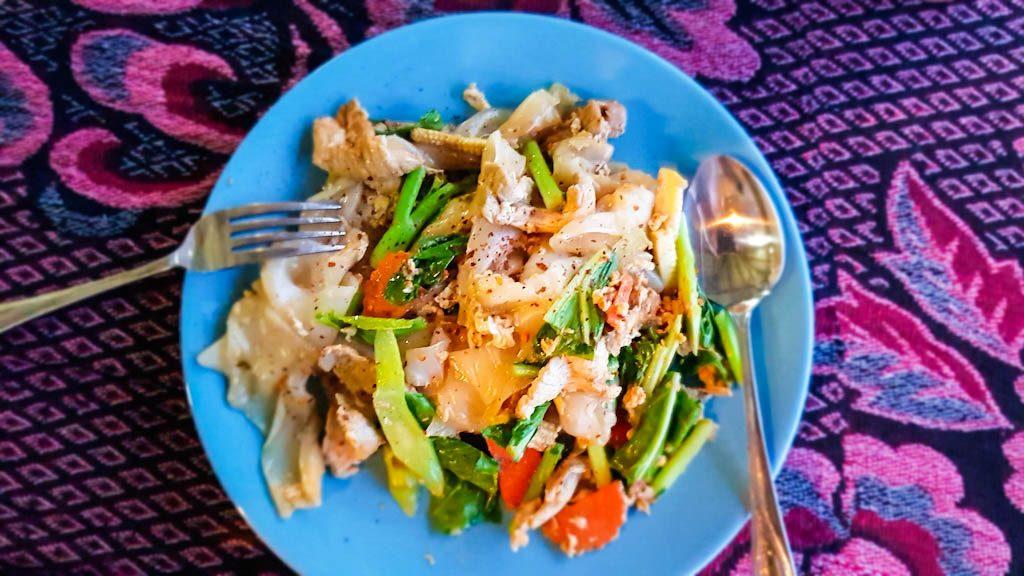 Thai food koh samui