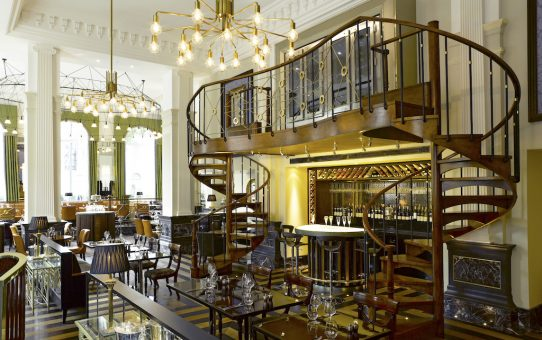 The Balcon free-flowing Champagne Afternoon Tea London   Ladies What Travel