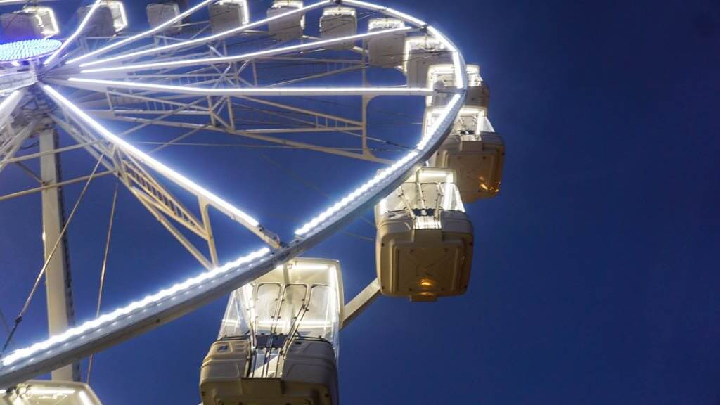 Bristol Sky Ride wheel