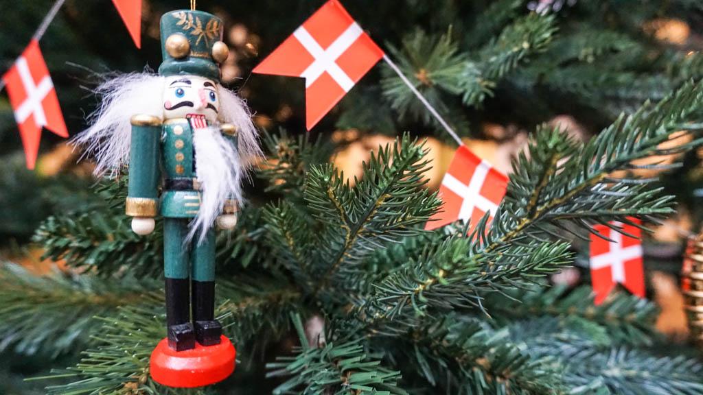 Copenhagen Christmas tree