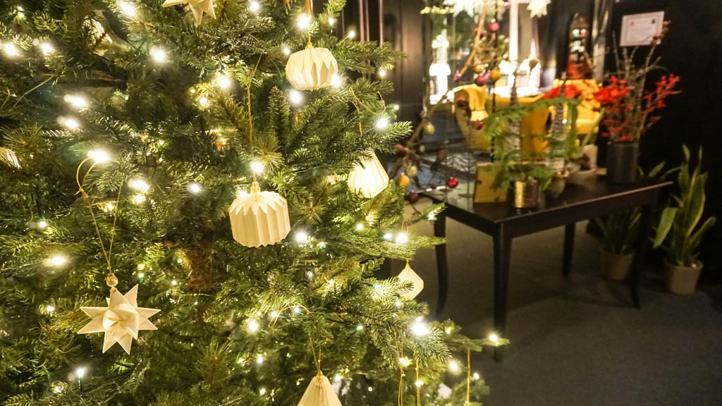 Xmas First Hotel Kong Frederik christmas