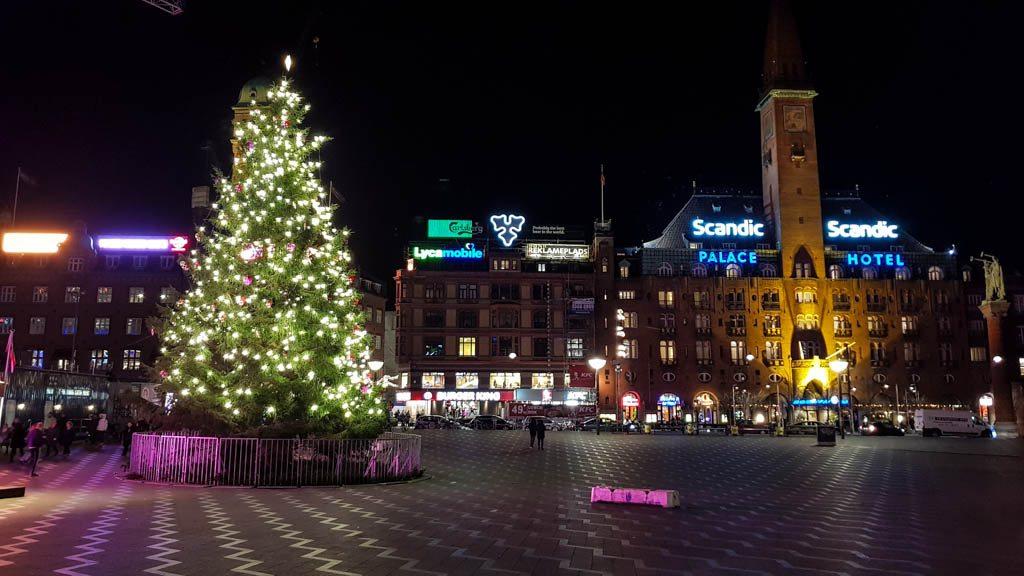 Copenhagen city square