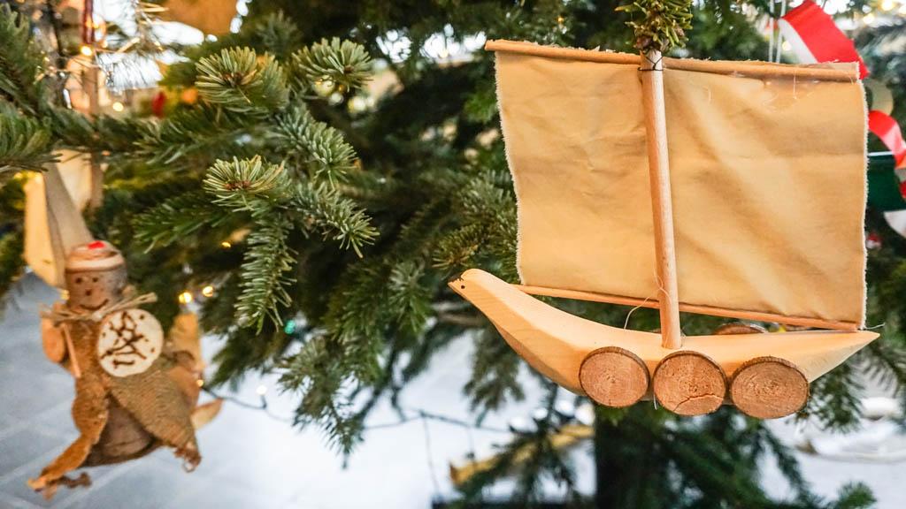 Christmas Viking Ship Museum