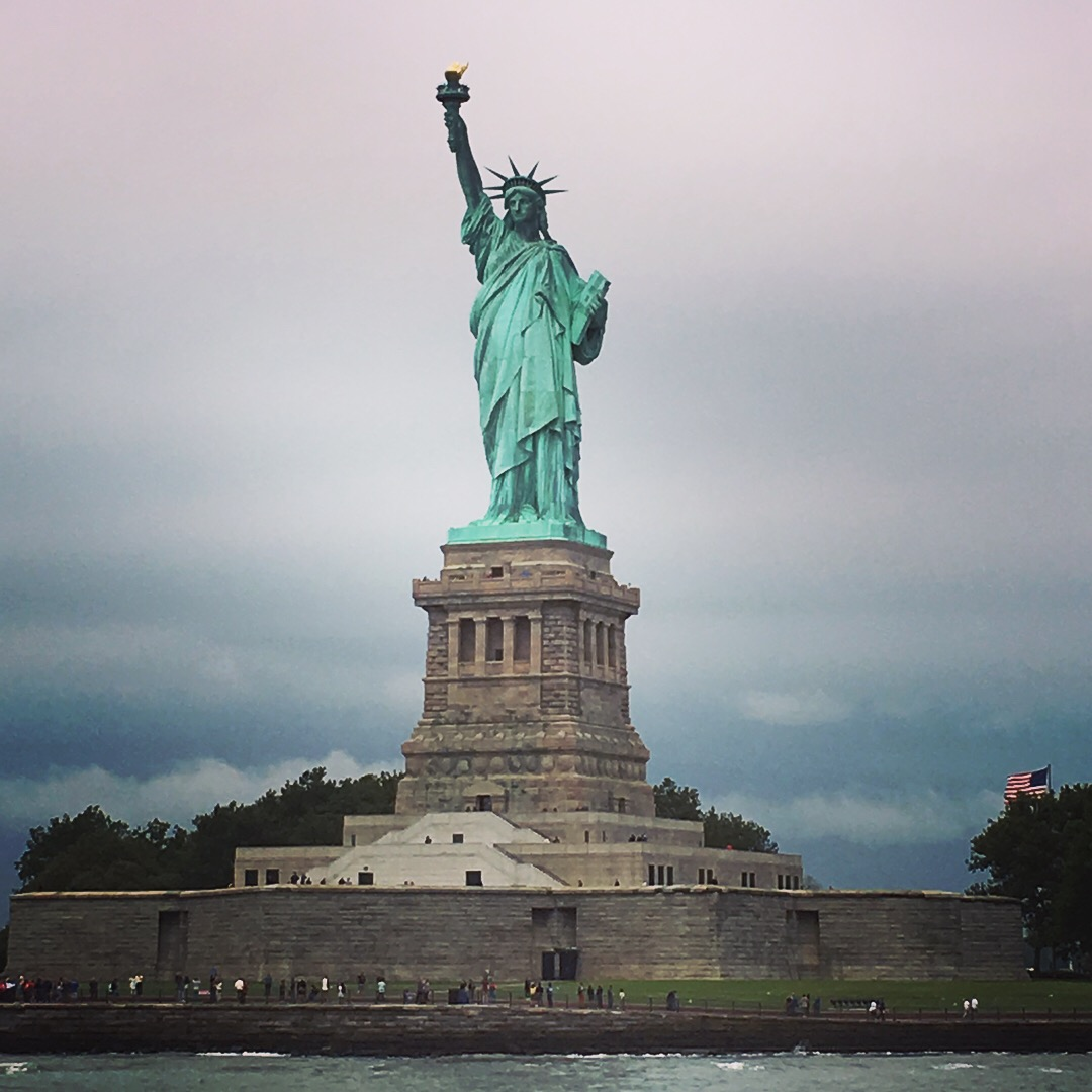 A Visit To Lady Liberty New York City Ladies What Travel