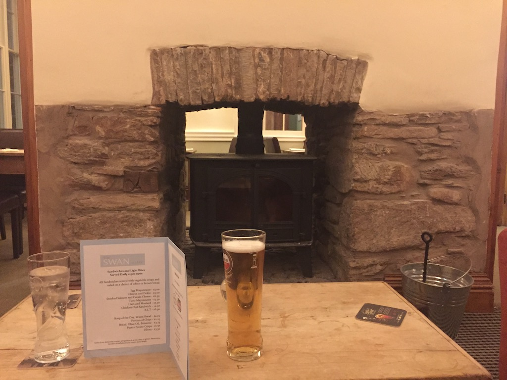 The swan at Hay hotel hay on wye