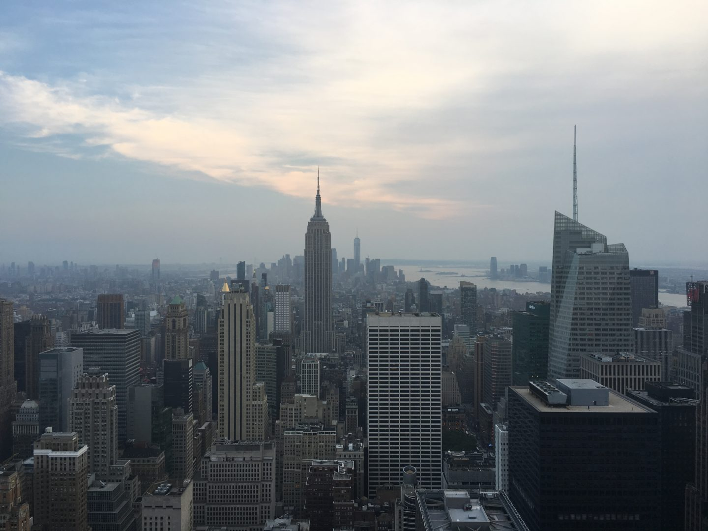 Exploring the Top of the Rock – New York City