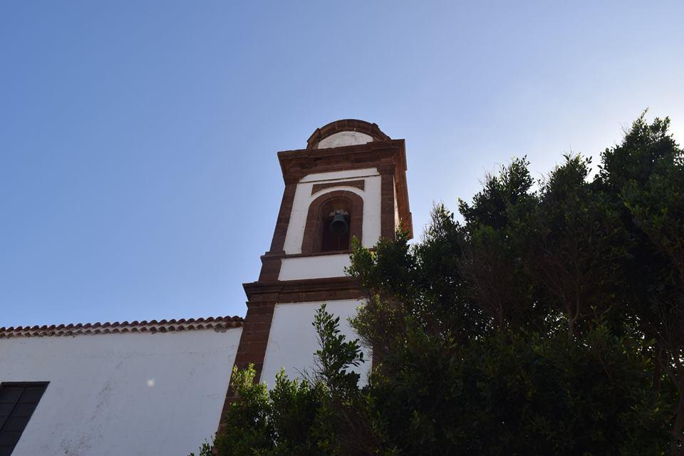 Santo Domingo Church, Tetir