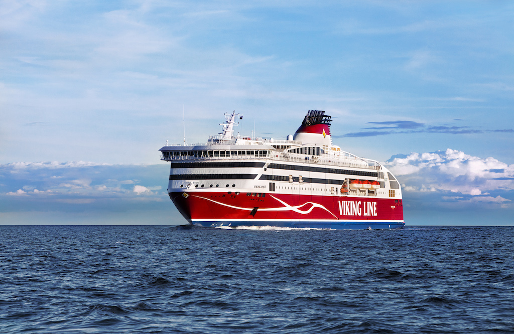 review of the M/S Viking XPRS service between Tallinn and Helsinki