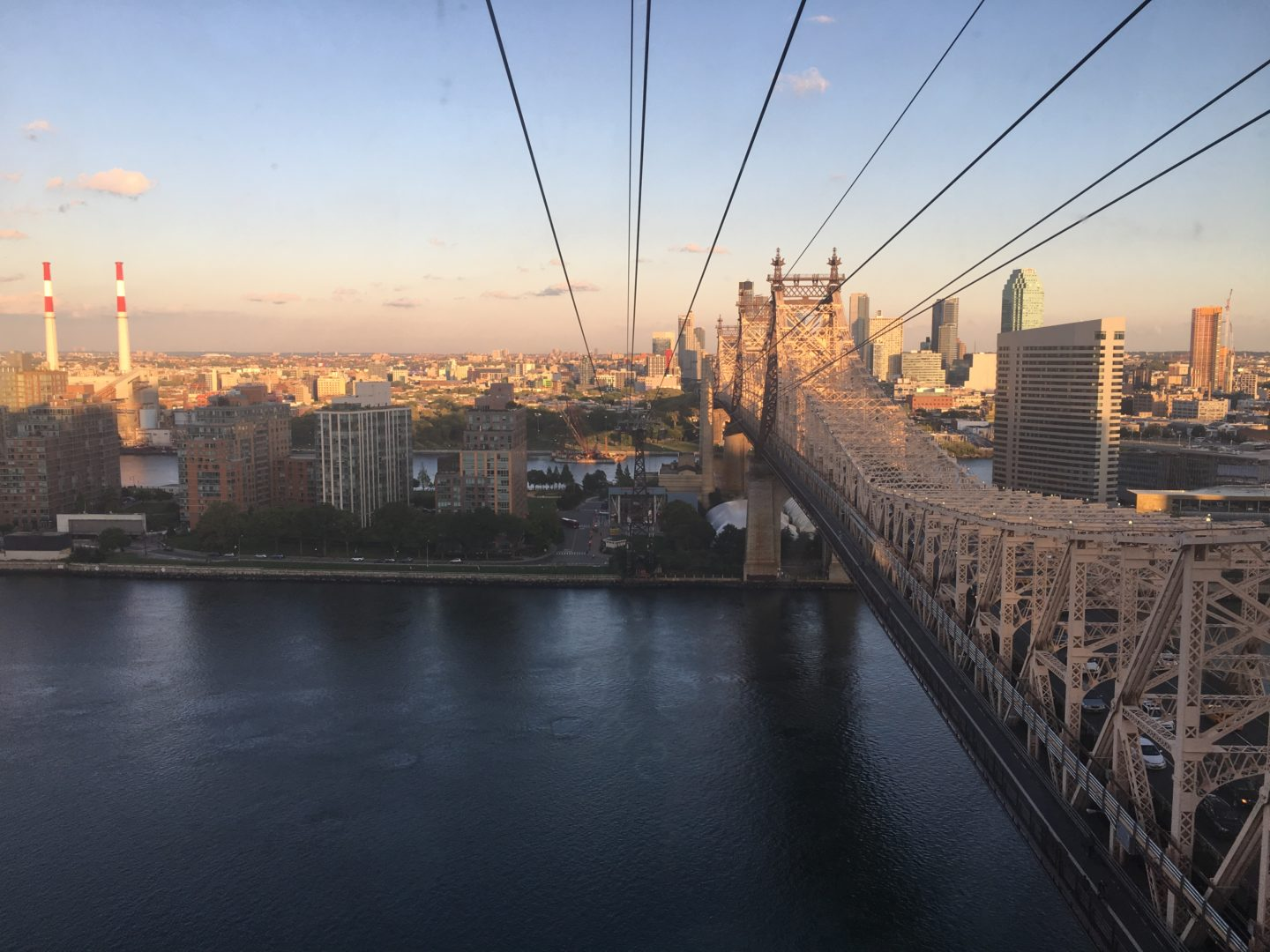 Roosevelt Island by Cable Car