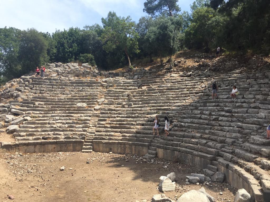 Ruins of Phaselis, Turkey | Ladies What Travel