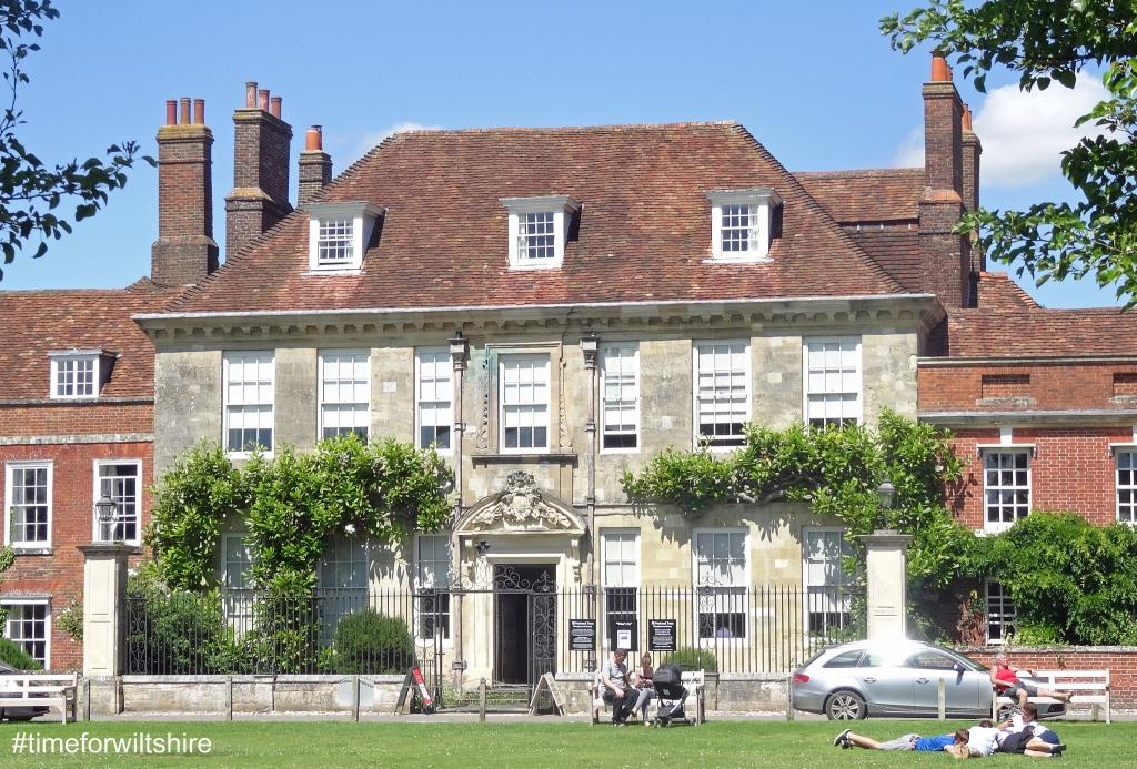 One day in Salisbury - Mompesson House