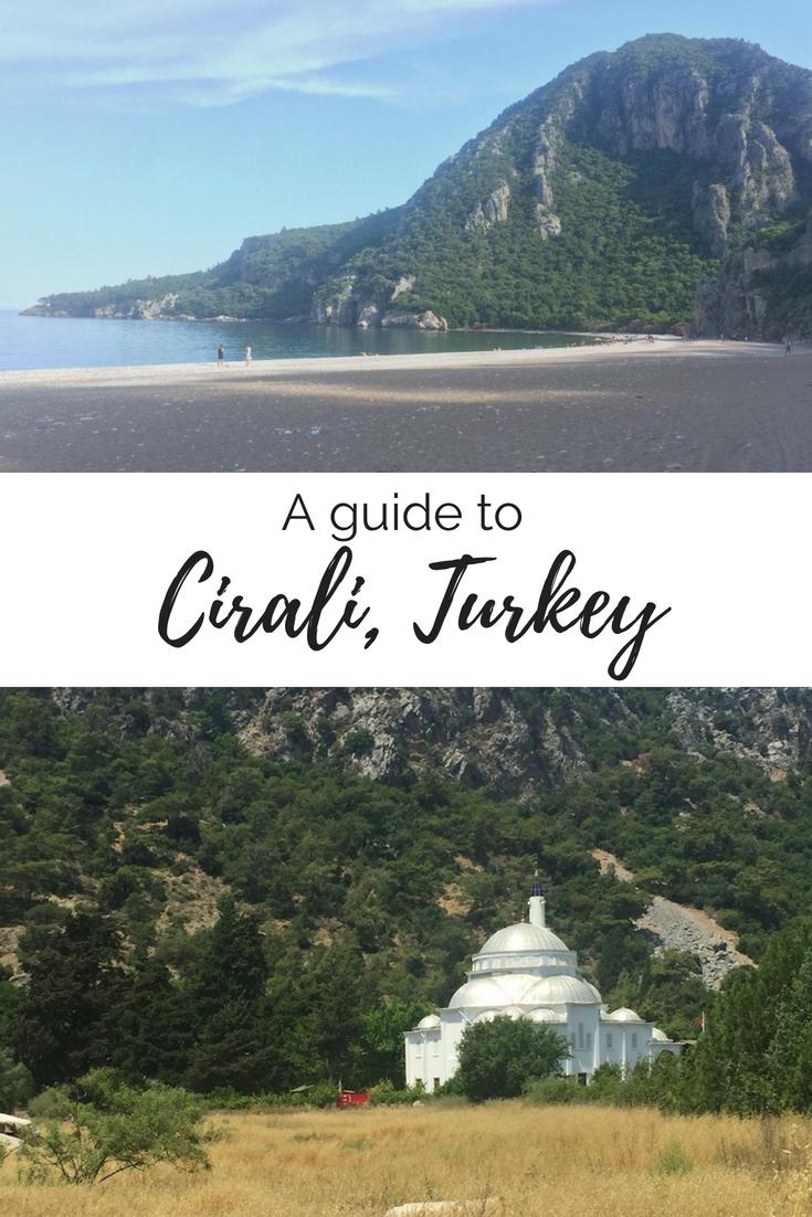 Cirali Turkey, Ladies What Travel