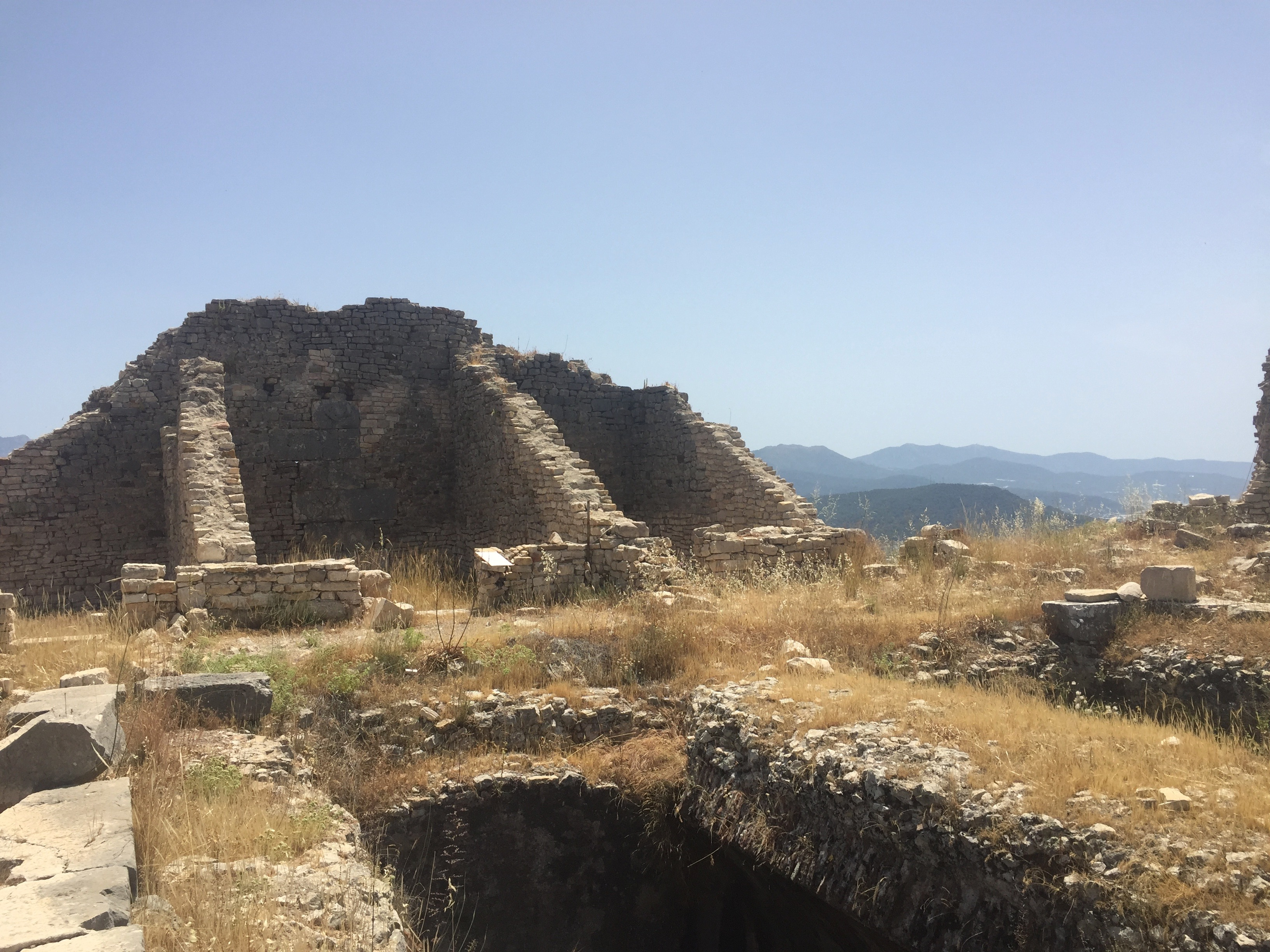 Ruins of Rhodiapolis, Turkey | Ladies What Travel