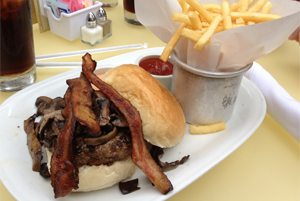 Ten Top Places to Eat in New York City