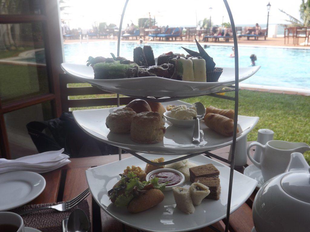 Afternoon teas of the World – Colombo, Sri Lanka