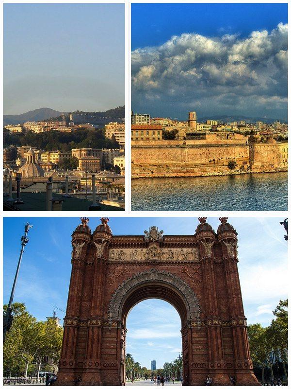 MSC Cruises Barcelona Genoa Marseilles