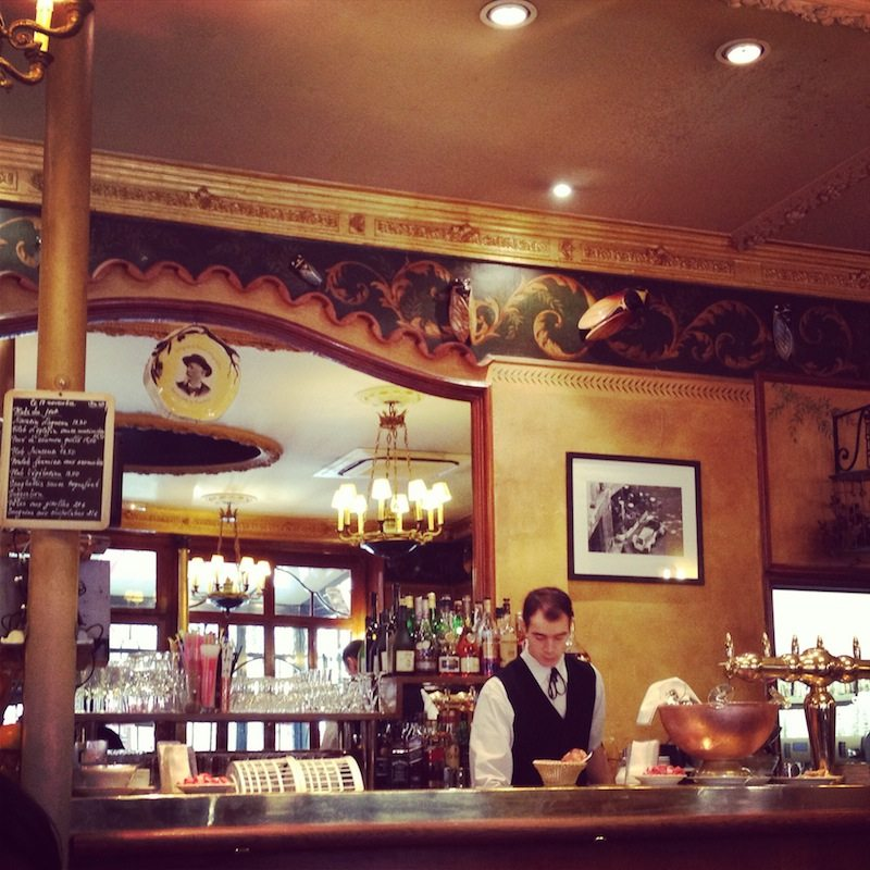 Cafe in Aix-en-Provence