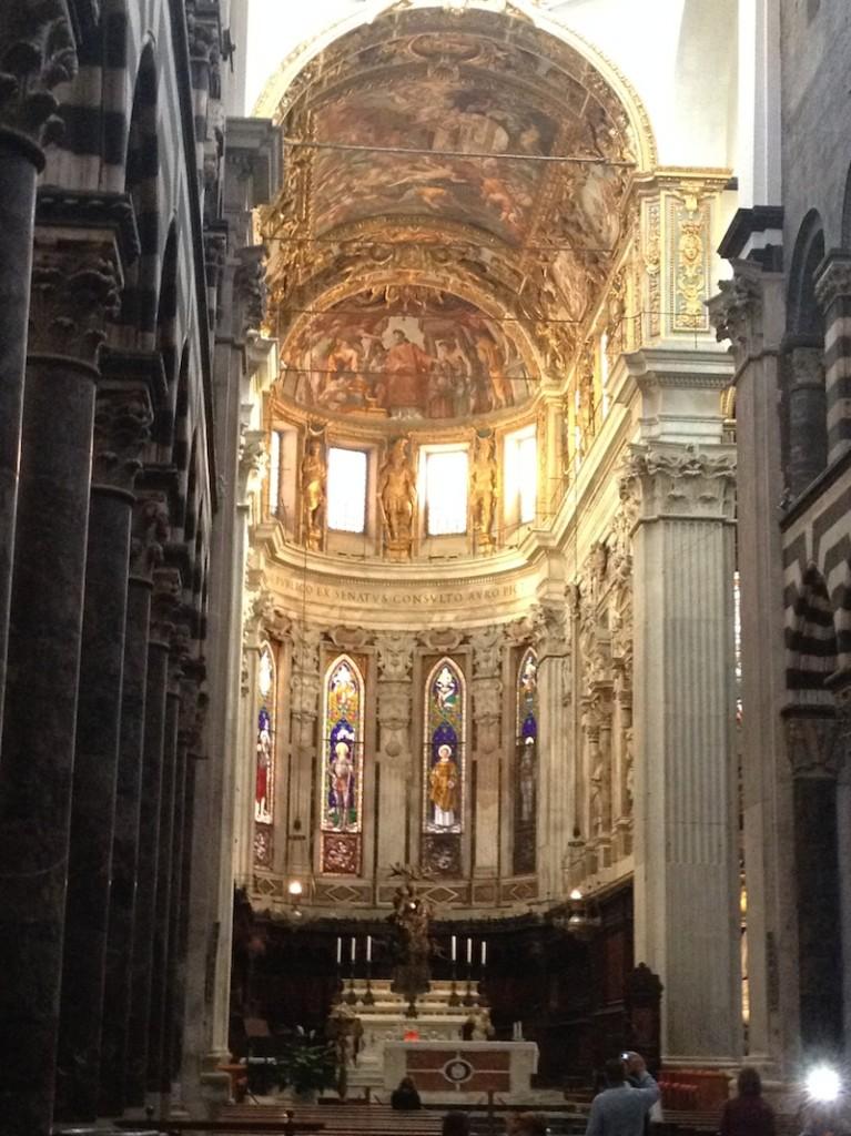 genoa churches