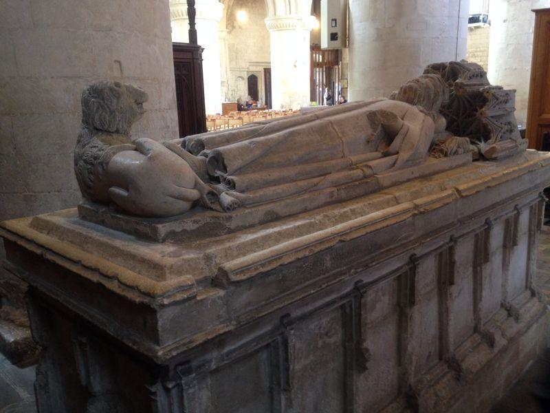King Æthelstan's tomb