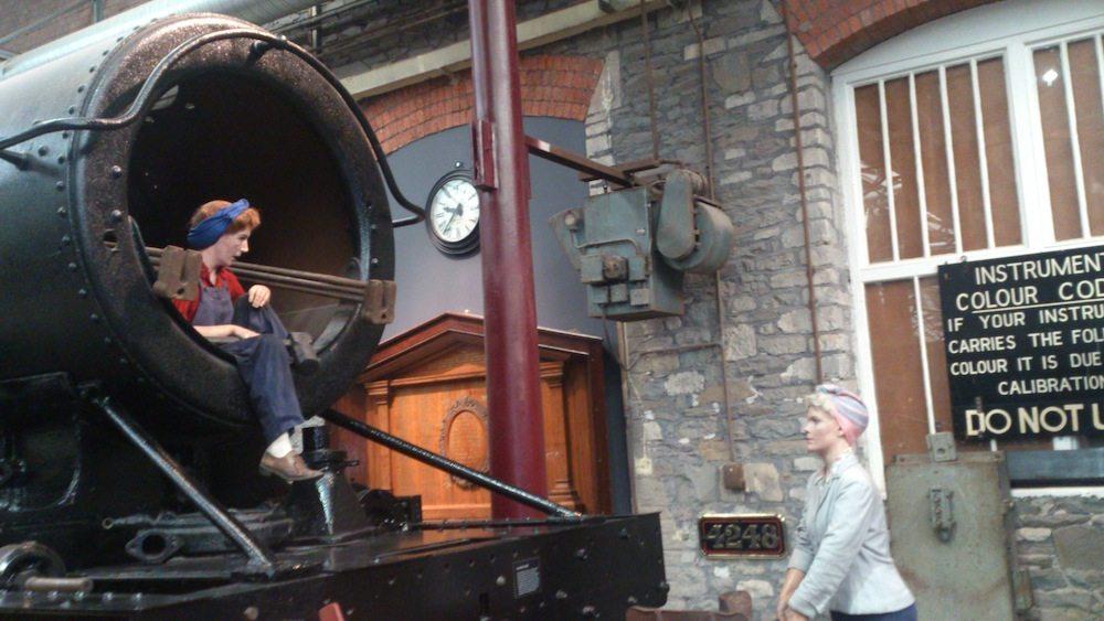 Ladies of great western railway