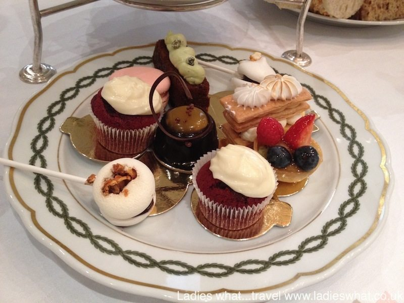 afternoon tea milestone hotel london