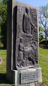 Altamira statue