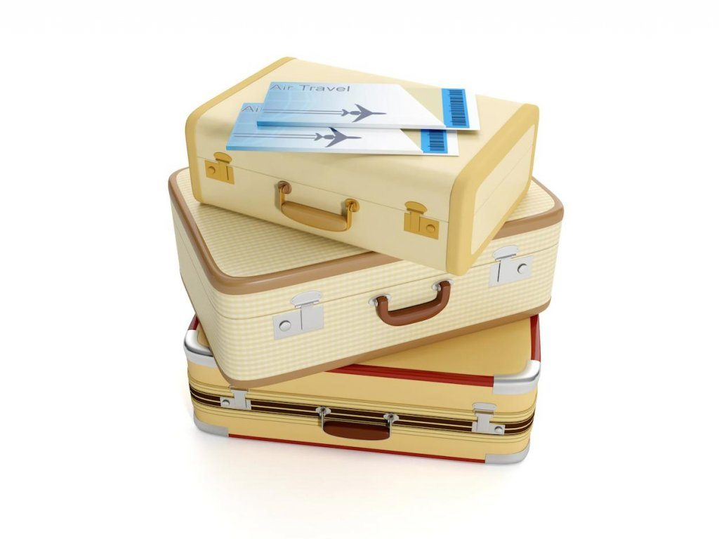 Space saving packing tips