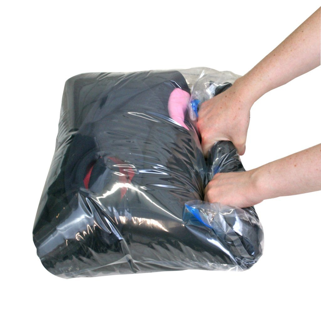 Packing tips compression bag