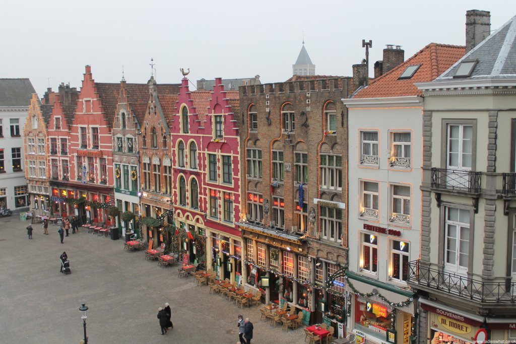 Exploring the Bruges Christmas markets