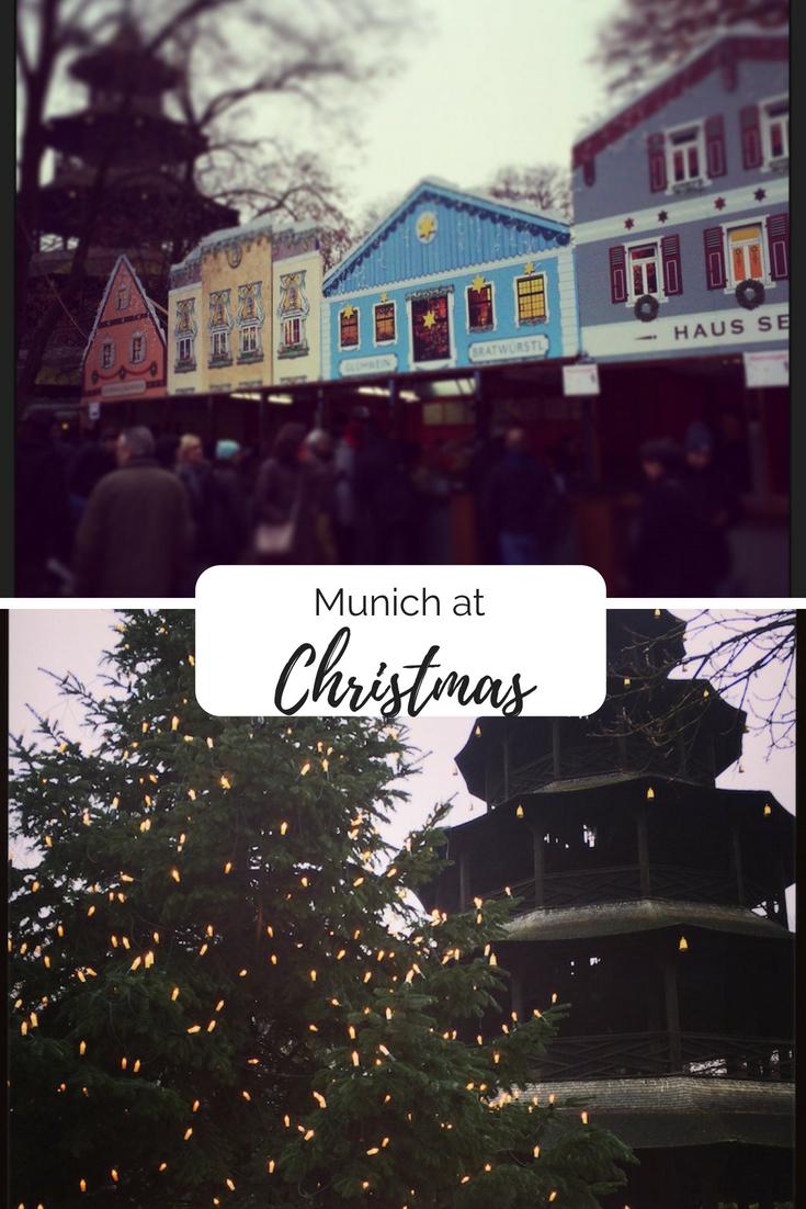 Munich at Xmas