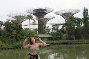 Keri in Singapore