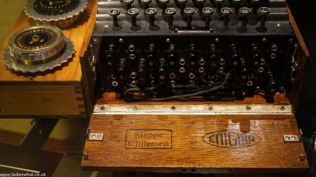 Bletchley Park enigma