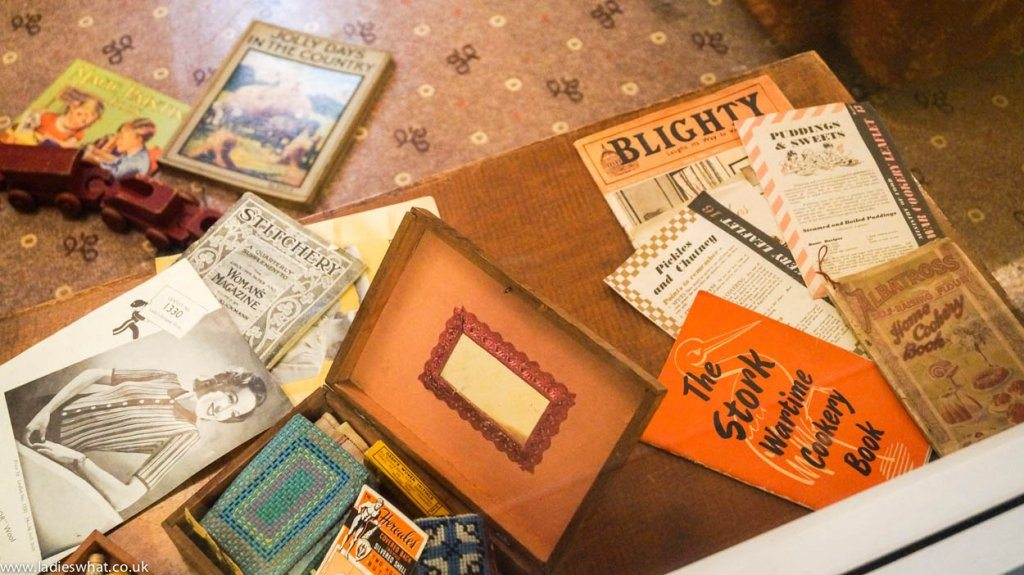 Bletchley 1940s ephemera