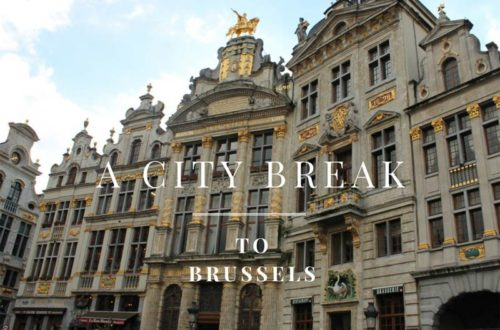 city break Brussels