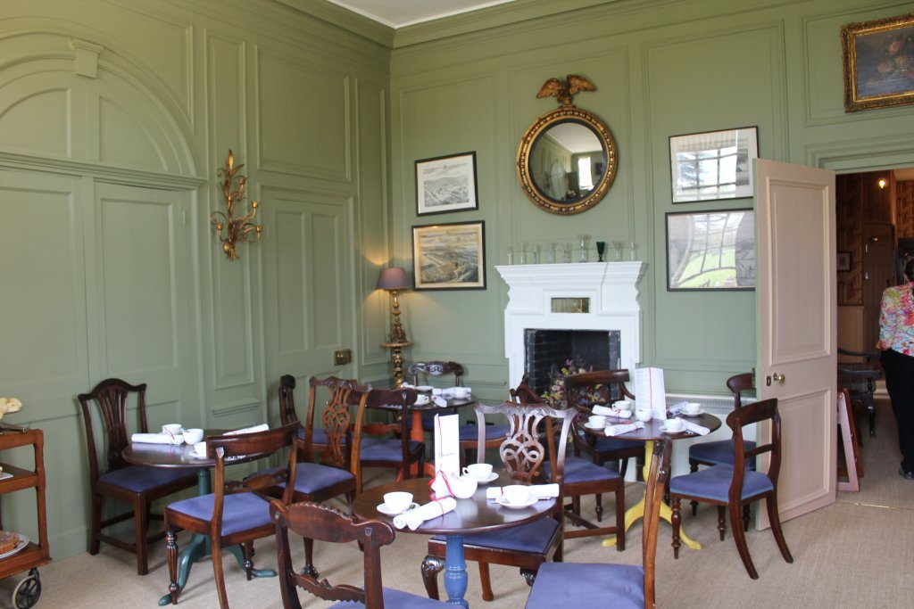 The Chambers Tea Room Hanbury Hall