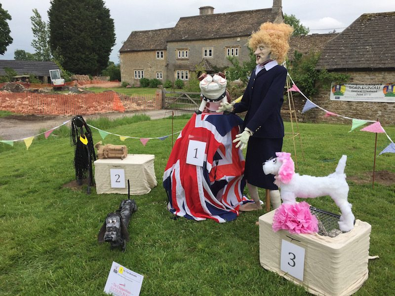 scarecrow crufts