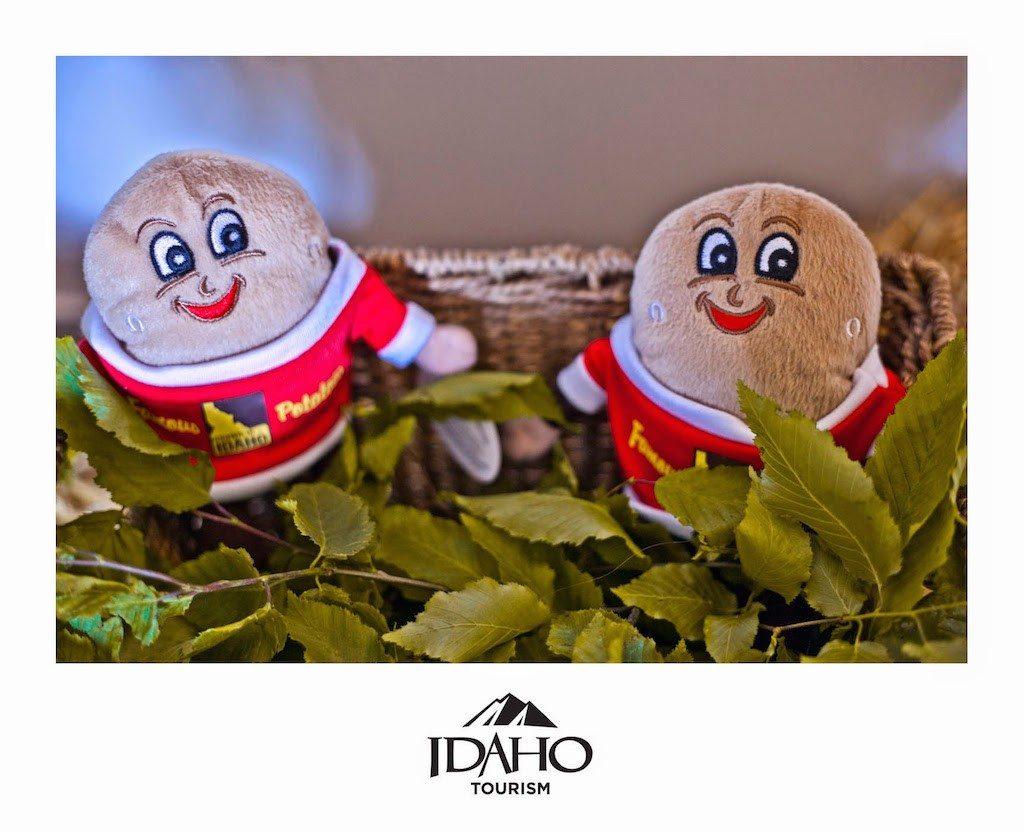 Famous Idaho Potatoes