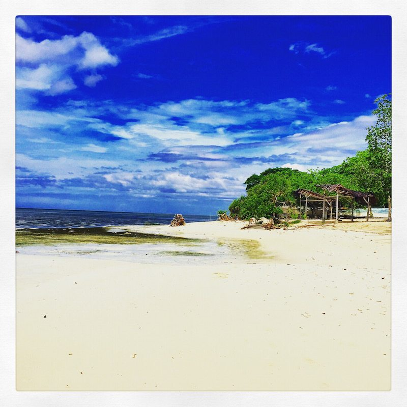 Starfish Island, Palawan