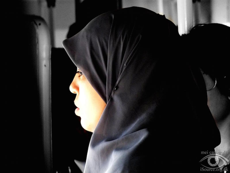 tunisia hijab