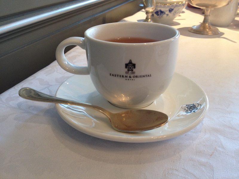 Tea Eastern and Oriental Penang