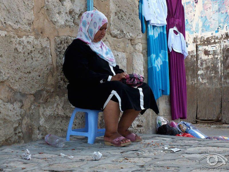 A moment of tension tunisia