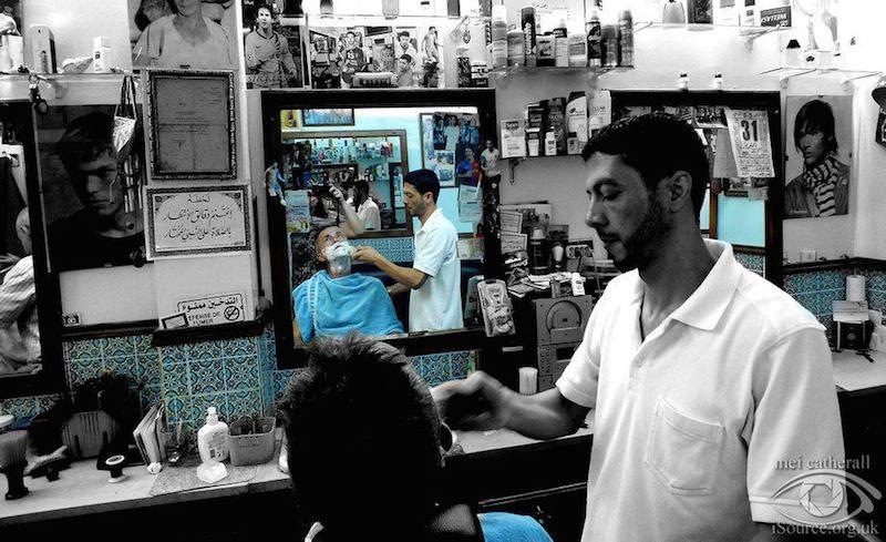 tunisia barber shop