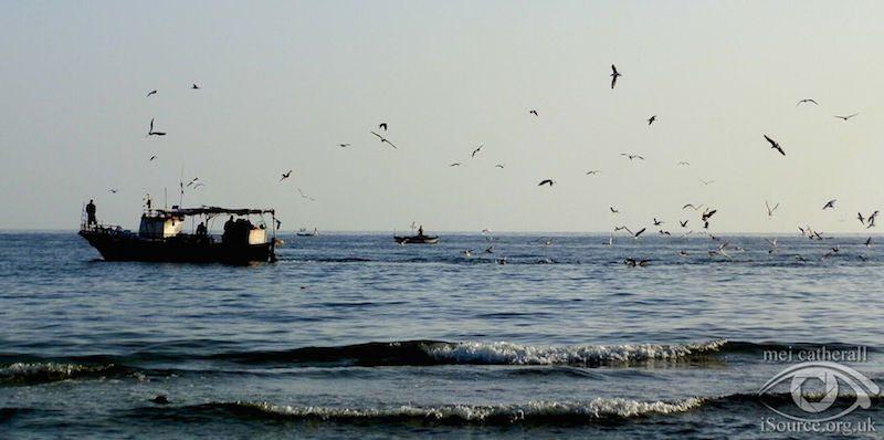 tunisia fishing boat sousse